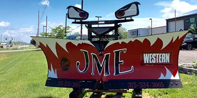 JME Snow Plows